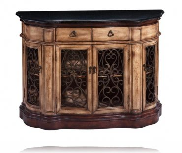 Margaux Curved Credenza