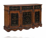 Mercator Three Drawer & Three Doors Credenza