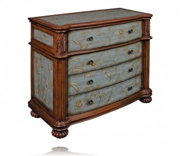 Olivia Four Drawer Accent Chest