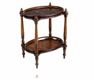 Opulence Oval Accent Table