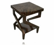 Opulence Square Accent Table