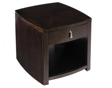 Park Avenue End Table w/Drawer