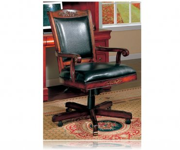 Siletz Office Chair in Black